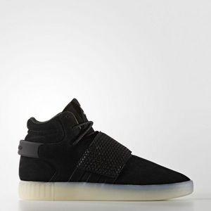Nwt Adidas Tubular Invader Strap Shoes